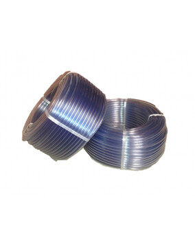 9mm Clear Flexible Air Hose (Spa Plumbing Part)