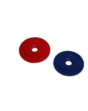 Polaris 280 UWF Restrictor Disks, Red and Blue W7230325 - Pool Cleaner Spare Part