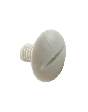 Polaris 280 Wheel Screw, Plastic W7230222 - Pool Cleaner Spare Part