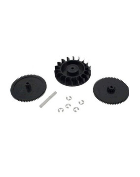 Polaris 360  Drive Train Gear Kit with Turbine Bearing W7330220 - Pool Cleaner Spare Part