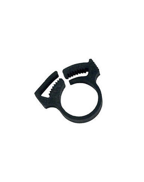 Polaris 3900S Sweep hose attach clamp Black W7230253