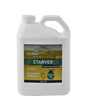 Lo-Chlor Starver 2.5L - Pool Chemical