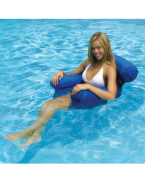 Aquafun Water Chair Lounger - Swimming Pool Chair / Chaise  - 94x81cm