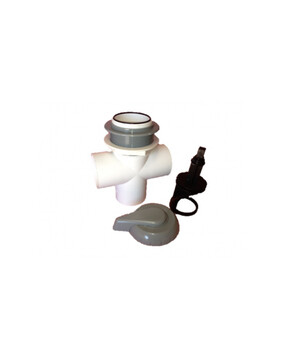 Hydroair Diverter Valve 50mm Grey