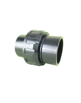 Spa-Quip 40mm Barrel Union (Spa Plumbing Part)