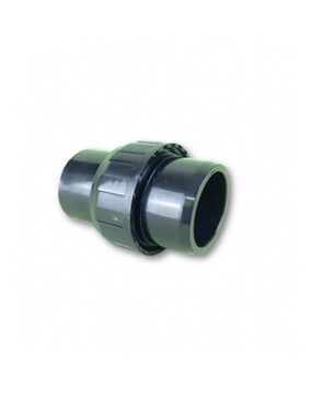 Spa-Quip 40mm Barrel Union with 40/50 Tail (Spa Plumbing Part)