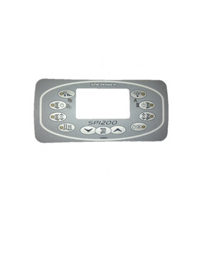 Davey Spa-Quip SP1200 Rectangular Overlay for Spa Controller