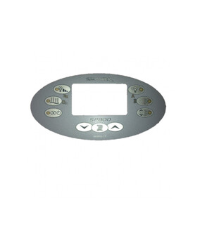 Davey Spa-Quip SP800 Oval Overlay for Spa Controller