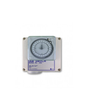 Air Switch Control With Time Clock 1 Outlet 10amp  - Spa Spare Part