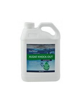 Lo-Chlor Algae Knock-Out Algaecide 2.5L - Pool Chemical (DG)