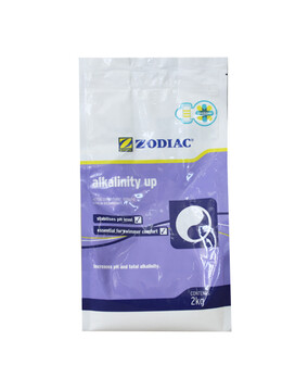 Zodiac Alkalinity Up Increaser / PH Buffer Twist & Dose 2kg BAG - Pool Chemical