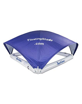 AquaCabana Large Floating Shade for Pools Beaches and Lakes - Pool Float
