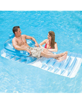 AquaFun Chair'N'Chaise Lounger - Swimming Pool Chair