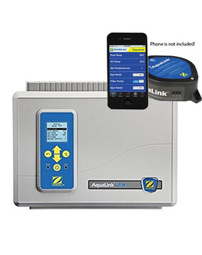Zodiac AquaLink TRi with UI and 2 x actuators & iAqualink