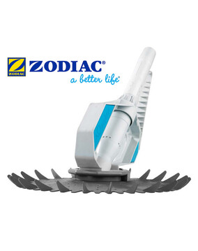 Aquasphere Pool Cleaner by Zodiac Baracuda - Above & In Ground - Wall Climber - 10M Hose