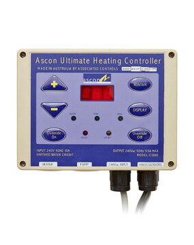 Ascon Multi Solar Pool Heating Controller C1080