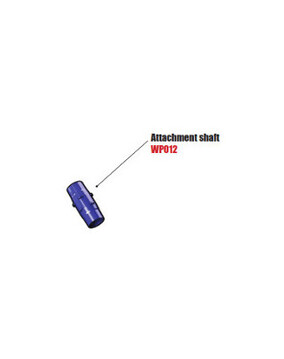 White Pointer Attachement Shaft WP012 - Pool Cleaner Spare Part