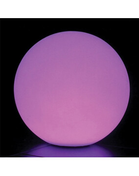 The Ellipsis - Floating LED Ball Pool Light w/Remote. Rechargeable - Floating Pool Light