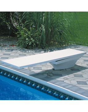 S.R. Smith Bombora Diving Board (White)