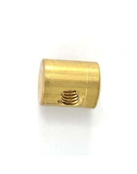 Poolrite SQI / PM Brass Knuckle for the Lid Knob 21038 - Pool Pump Spare Part