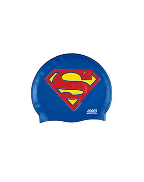 Zoggs Superman Swim Cap