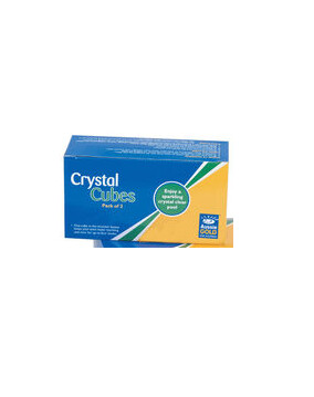 Pool Systems Crystal Cubes 2 pack - Clarifying Swimming Pool Chemical