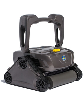 Zodiac CX35 Robotic Pool Cleaner for Tiled Pools. Caddy & Timer. Floor, Wall, Waterline