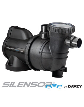 Davey Silensor SLS150 Pool Pump 0.8Hp SLS 150 - Super Quiet
