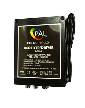 Davey PAL Colour Touch LED Driver with Remote and Wi-Fi Module