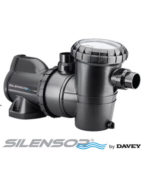 Davey Silensor SLL150 Pool Pump 0.8HP SLL 150 Super Quiet