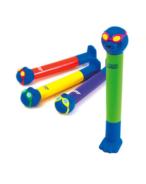 Zoggs Dive Sticks Suitable for Ages 3+