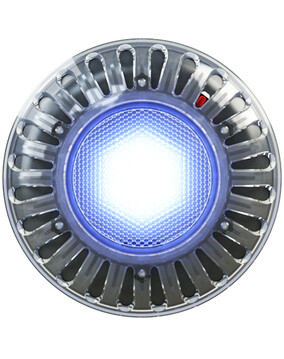 Spa Electrics Atom EMRX Blue-Colour LED Pool Light. Retro Fit