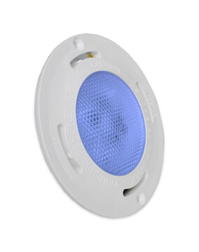 Aquaquip Evo2 LED Blue Flush Mounted Retro-Fit underwater Pool Light