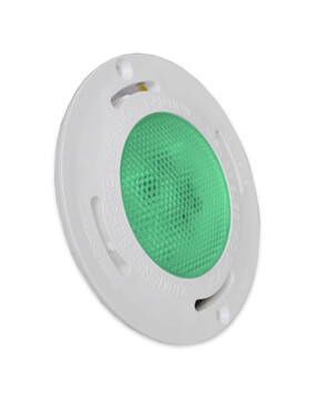 Aquaquip Evo2 LED Green Flush Mounted Retro-Fit underwater Pool Light