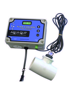 Aqua Quip Flow Control Timer - Run Dry protection & Timer for Booster Pump