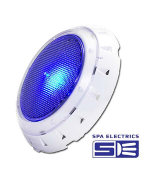 Spa Electrics GKRX/GK7 Blue Colour LED Pool Light, Retro Fit - Variable Voltage