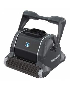 Hayward TigerShark XL QC Robotic Pool Cleaner. Floor, Wall, Waterline. 5-micron Filter