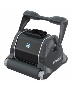 Hayward TigerShark XL QC Robotic Pool Cleaner for Tiled Pools. Floor, Wall. 5-micron Filter