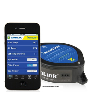 iAquaLink Control Only - 8 Function Pool Spa Combo