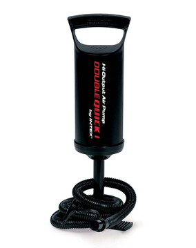 Hi-Output Manual Air Pump for inflatable pool toys, floats & mattresses