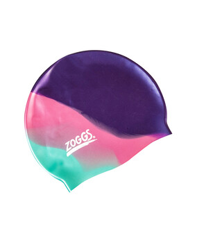 Zoggs Junior Multi Colour Swim Cap