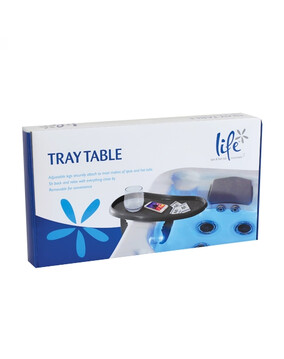 Life Spa Tray Table - Spa Accessories