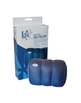 Life Spa & Hot Tub Inflatable Pillow - Spa Accessories