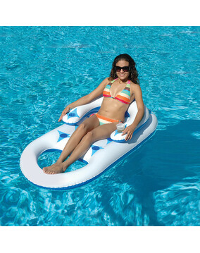 SwimSportz Cool Chaise Lounger - Pool Lounger