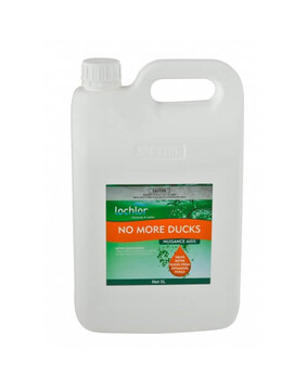 Lo-Chlor No More Ducks - 5L Keep Ducks Off - Pool Chemical (DG)