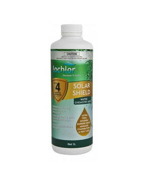 Lo-Chlor Solar Shield 1L - Pool Chemical