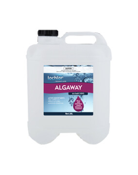 Lo-Chlor Algaway Algaecide 20L - Pool Chemical