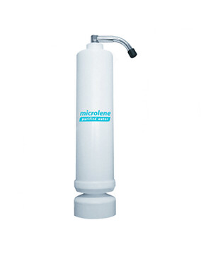 Davey Microlene Benchtop Water Purifier for Town Water Supply