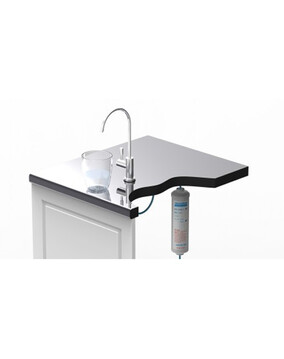 Davey Microlene Water Purifier Under Counter Kit for Rain Water Supply Standard Model MSUBS