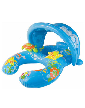 AquaFun Mummy & Me Baby Rider - Pool Toy